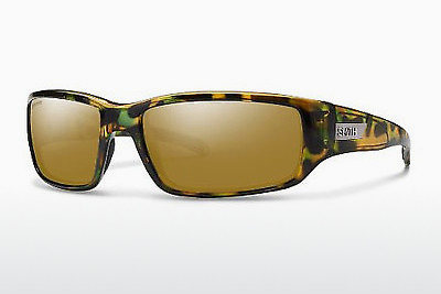 solbrille Smith PROSPECT/N WK7/QE - Brun, Havanna