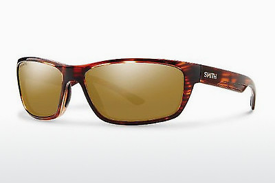 solbrille Smith RIDGEWELL VP1/DE - Brun, Havanna