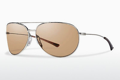 solbrille Smith ROCKFORD SLIM 010/AK - Sølv