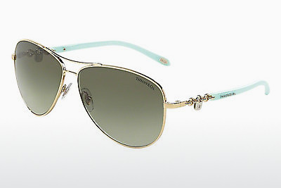 solbrille Tiffany TF3034 60213M - Gull