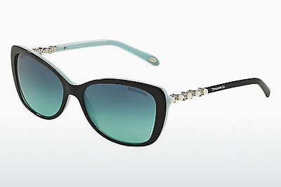 solbrille Tiffany TF4103HB 80559S - Sort