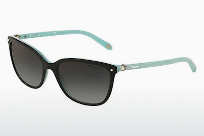 solbrille Tiffany TF4105HB 80553C - Sort