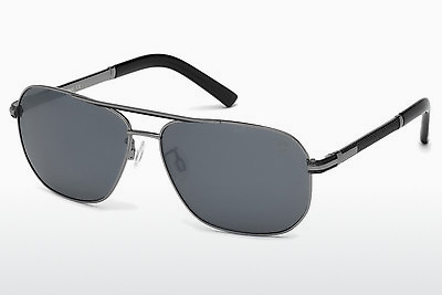 solbrille Timberland TB9071 20D - Grå