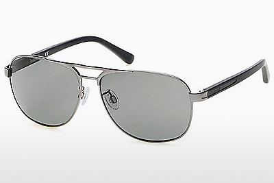 solbrille Timberland TB9100 09D - Grå