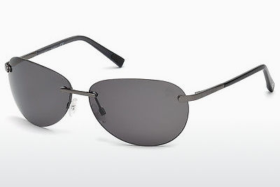 solbrille Timberland TB9117 20D - Grå