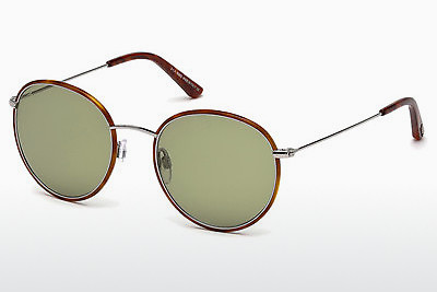 solbrille Tod's TO0140 56N - Brun, Havanna