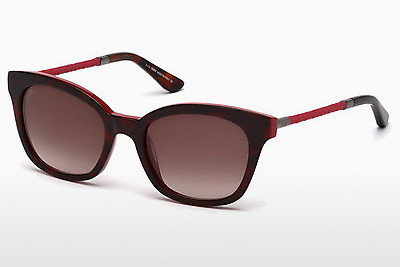 solbrille Tod's TO0151 54Z - Havanna, Red