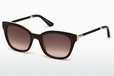 solbrille Tod's TO0151 56F - Brun, Havanna