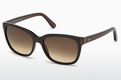 solbrille Tod's TO0159 50F - Brun