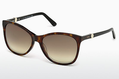 solbrille Tod's TO0175 52F - Brun, Havanna