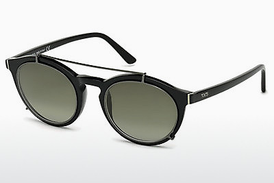 solbrille Tod's TO0180 01P - Sort, Shiny