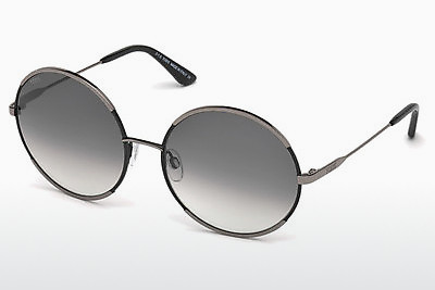 solbrille Tod's TO0186 12B - Grå, Dark, Shiny