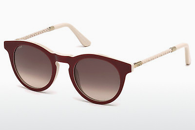 solbrille Tod's TO0188 71F - Rød