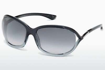 solbrille Tom Ford Jennifer (FT0008 20B) - Grå