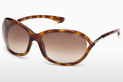 solbrille Tom Ford Jennifer (FT0008 52F) - Brun, Havanna