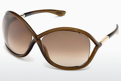 solbrille Tom Ford Whitney (FT0009 692) - Brun