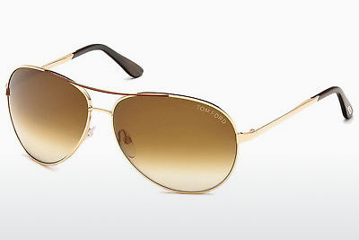 solbrille Tom Ford Charles (FT0035 772) - Gull
