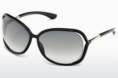 solbrille Tom Ford Raquel (FT0076 199) - Sort
