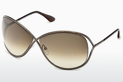 solbrille Tom Ford Miranda (FT0130 36F) - Brun, Dark, Shiny