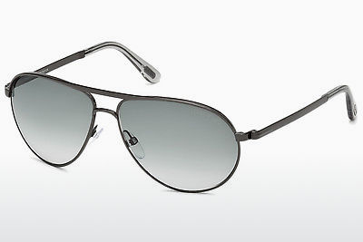 solbrille Tom Ford Marko (FT0144 08B) - Grå, Shiny