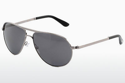 solbrille Tom Ford Marko (FT0144 14D) - Grå, Shiny, Bright