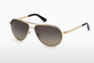 solbrille Tom Ford Marko (FT0144 28D) - Gull