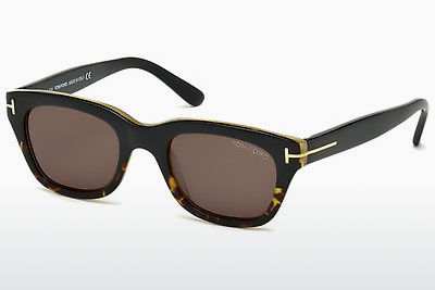solbrille Tom Ford Snowdon (FT0237 05J) - Sort