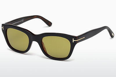 solbrille Tom Ford Snowdon (FT0237 05N) - Sort