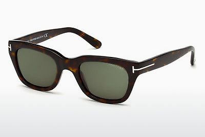 solbrille Tom Ford Snowdon (FT0237 52N) - Brun, Dark, Havana