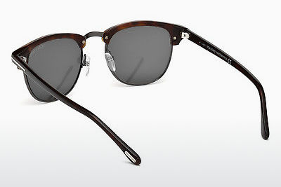 solbrille Tom Ford Henry (FT0248 52A) - Brun, Dark, Havana