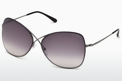 solbrille Tom Ford Colette (FT0250 08C) - Grå, Shiny