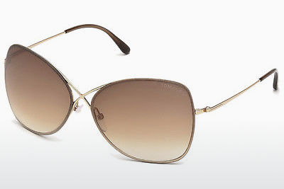 solbrille Tom Ford Colette (FT0250 28F) - Gull