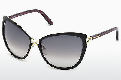 solbrille Tom Ford Celia (FT0322 32B) - Gull