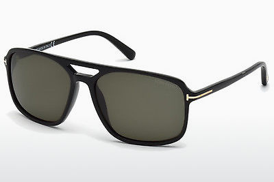 solbrille Tom Ford Terry (FT0332 01B) - Sort, Shiny