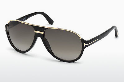 solbrille Tom Ford Dimitry (FT0334 01P) - Sort, Shiny