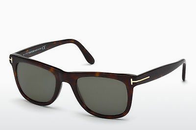 solbrille Tom Ford Leo (FT0336 56R) - Havanna