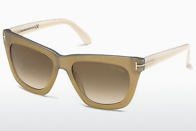 solbrille Tom Ford Celina (FT0361 34F) - Bronse, Bright, Shiny