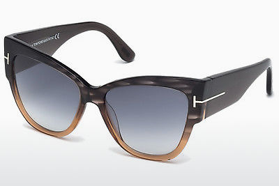solbrille Tom Ford Anoushka (FT0371 20B) - Grå