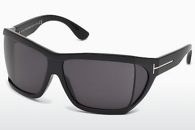 solbrille Tom Ford Sedgewick (FT0402 01A) - Sort