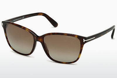solbrille Tom Ford Dana (FT0432 52H) - Brun, Dark, Havana