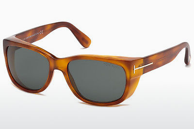 solbrille Tom Ford FT0441 53N - Havanna, Yellow, Blond, Brown