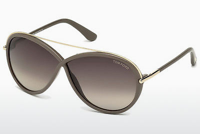 solbrille Tom Ford Tamara (FT0454 59K) - Horn