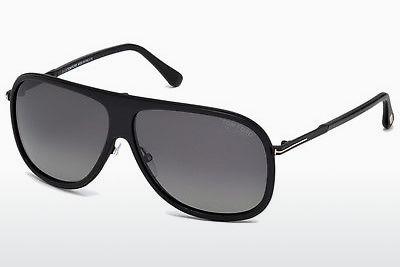 solbrille Tom Ford Chris (FT0462 01D) - Sort, Shiny