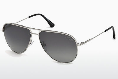 solbrille Tom Ford FT0466 17D - Grå, Matt, Palladium
