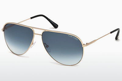 solbrille Tom Ford FT0466 29P - Gull