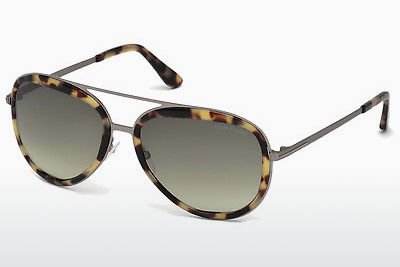 solbrille Tom Ford FT0468 53P - Havanna, Yellow, Blond, Brown