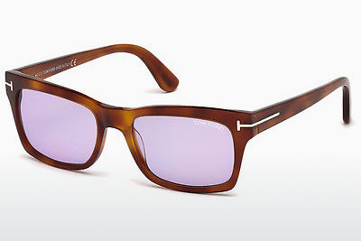 solbrille Tom Ford FT0494 53Y - Havanna, Yellow, Blond, Brown