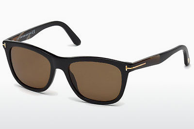 solbrille Tom Ford Andrew (FT0500 01H) - Sort, Shiny
