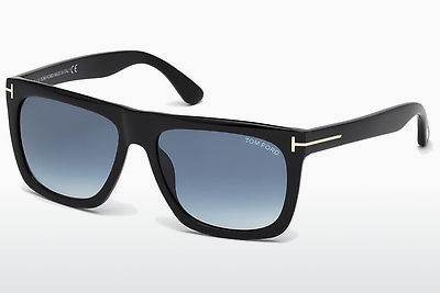 solbrille Tom Ford Morgan (FT0513 01W) - Sort, Shiny