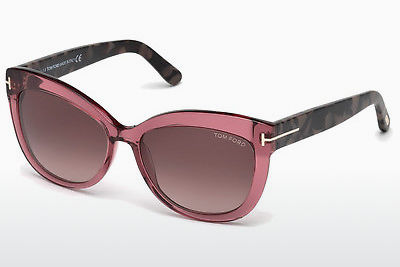 solbrille Tom Ford Alistair (FT0524 74T) - Rosa, Rosa